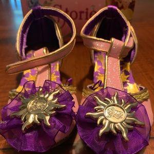 Disney Repunzel shoes sz 10